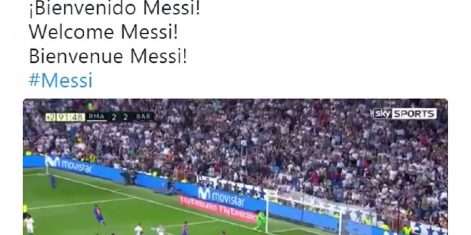 Real Madrid sufrió un ciberataque como hace unos días el Barcelona|TWITTER