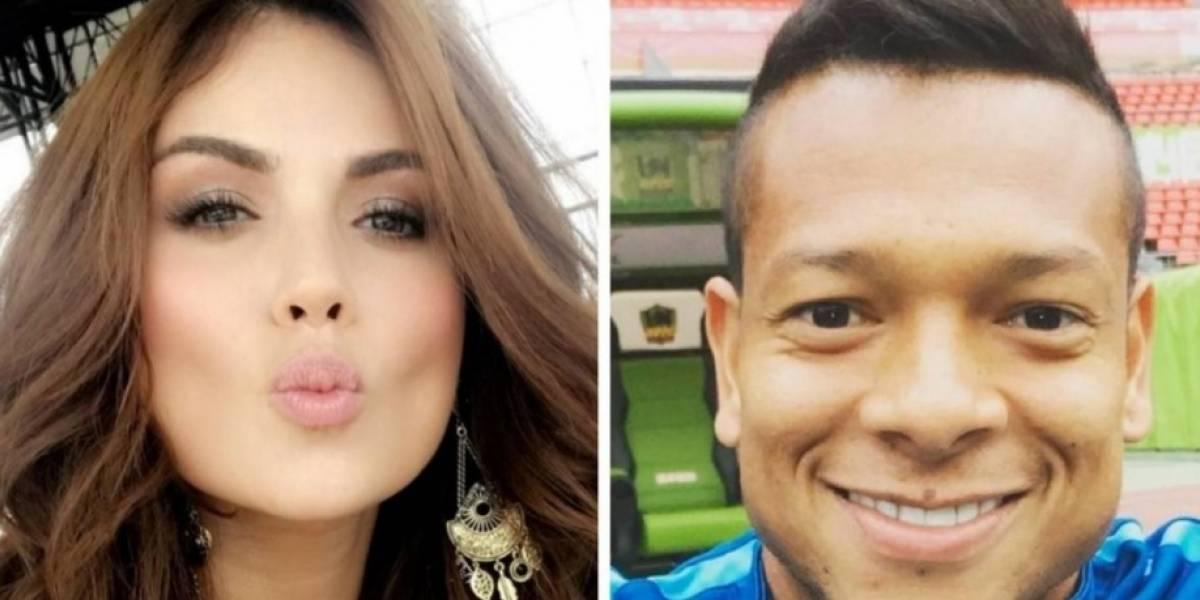 ¿Sara Uribe y Fredy Guarín se están dando otra oportunidad?