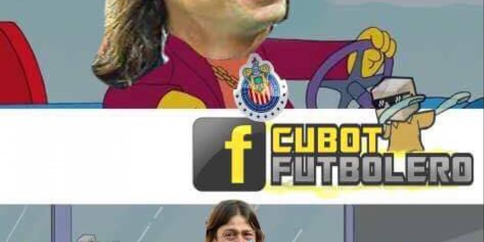 Memes jornada 7/Facebook