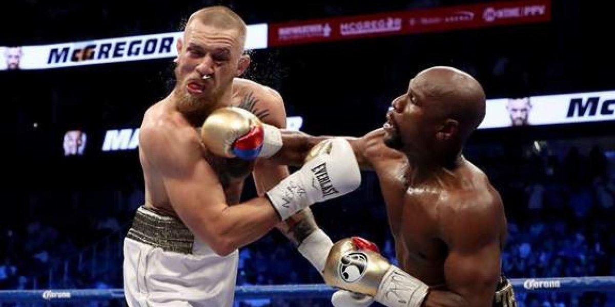 Mayweather vence a McGregor por nocaut