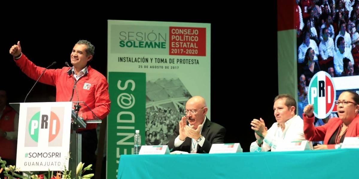 Ricardo Anaya parece un niño llorón: Enrique Ochoa