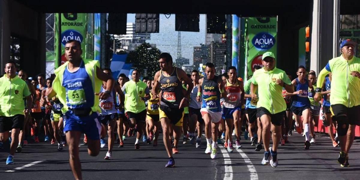 EN IMÁGENES. Se corren los 21K de la Municipalidad de Guatemala