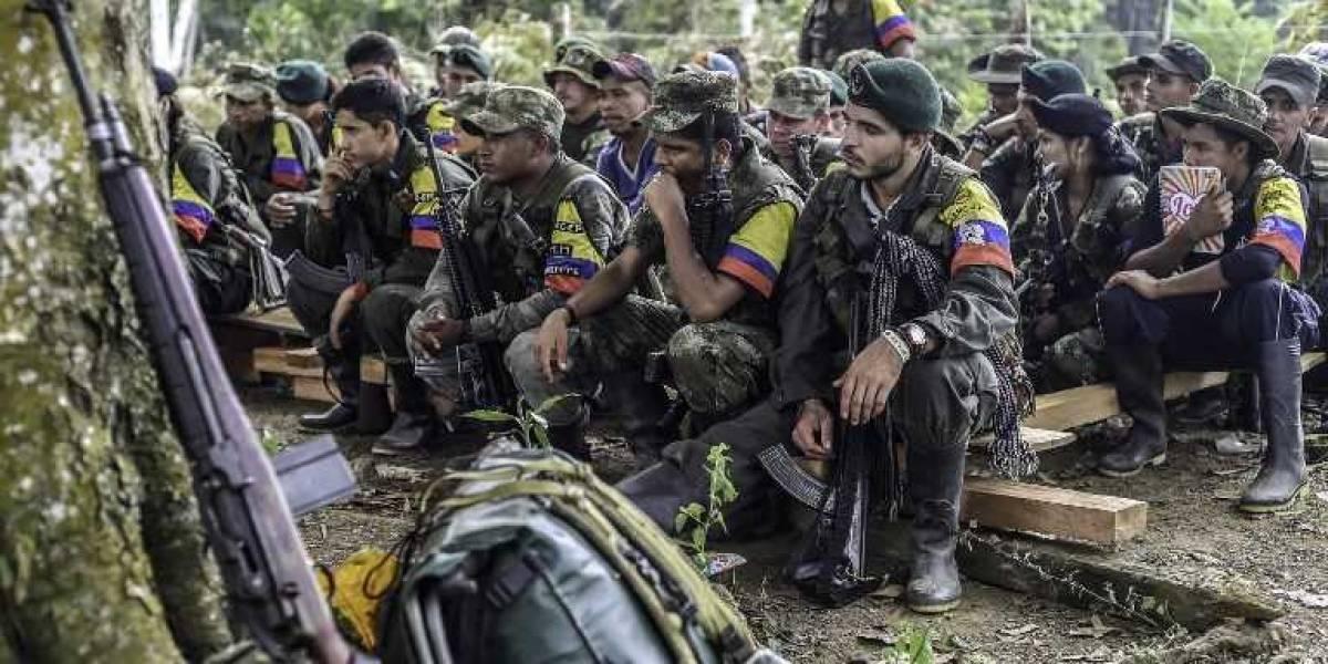 Fusiles por votos: Farc inician su tránsito a la política en Colombia