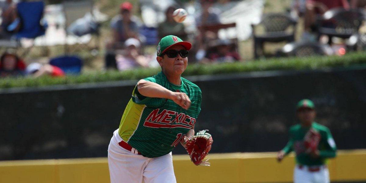 México, tercer lugar en la Serie Mundial de Ligas Pequeñas