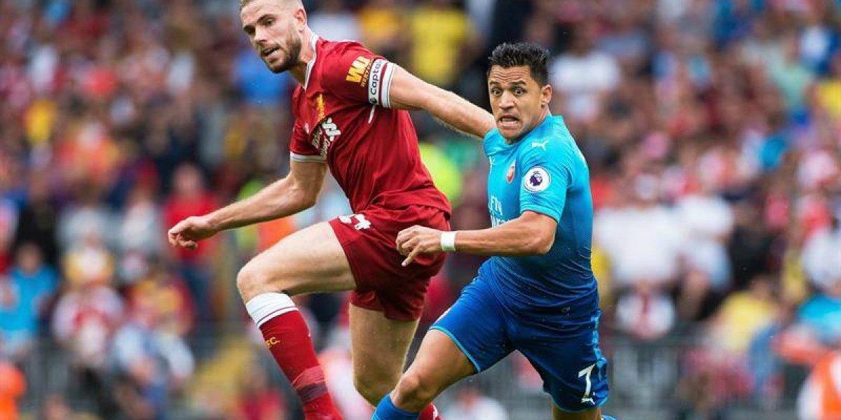 Así vivimos la humillante derrota del Arsenal de Alexis ante el Liverpool