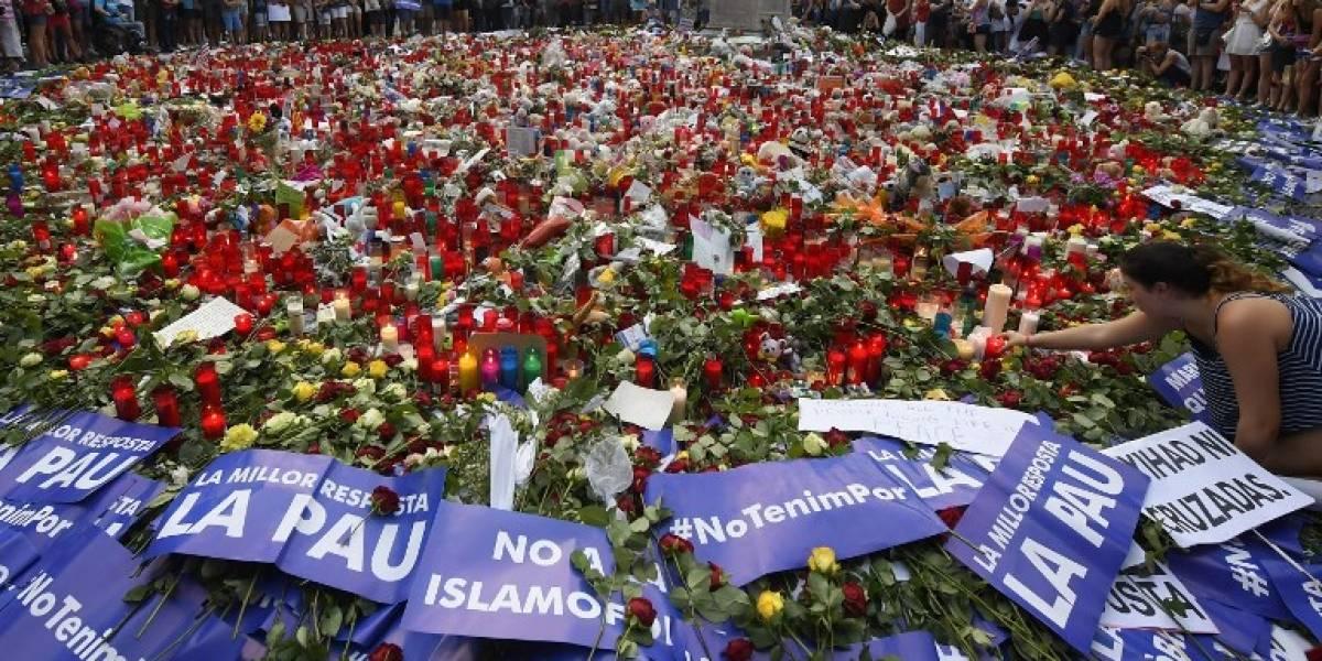 Aumenta a 16 la cifra de muertos por ataques en Cataluña
