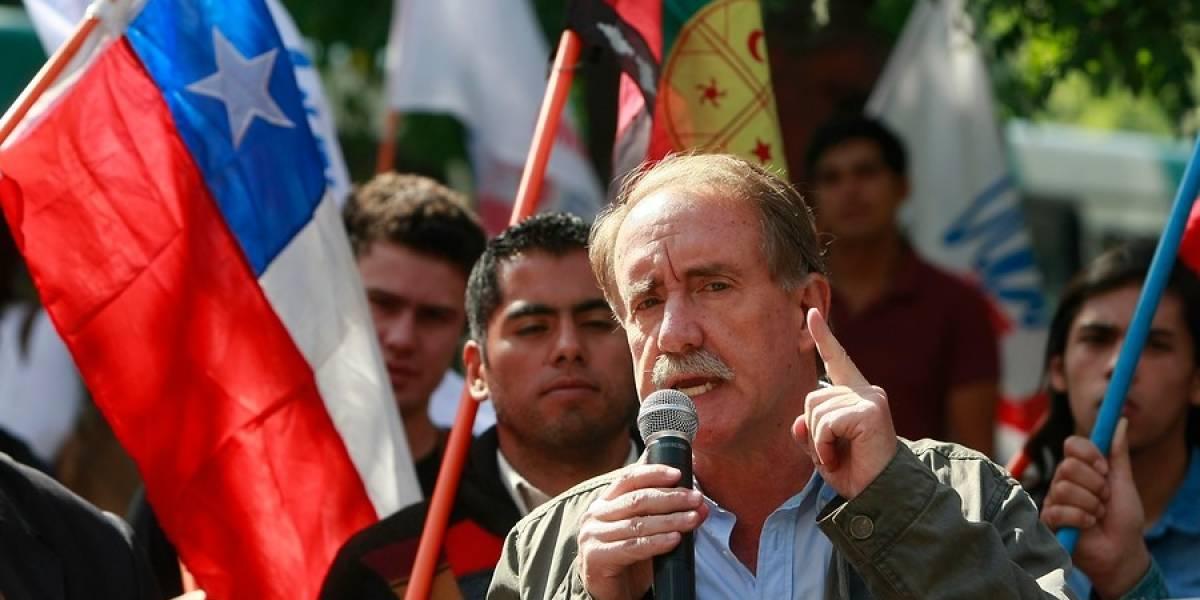 """Eduardo Artes: """"Unión Patriótica es la verdadera izquierda"""""""