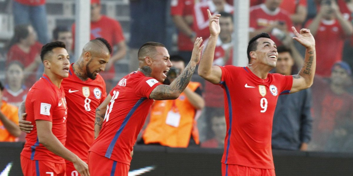 Chile buscará despegarse de Argentina en las Eliminatorias