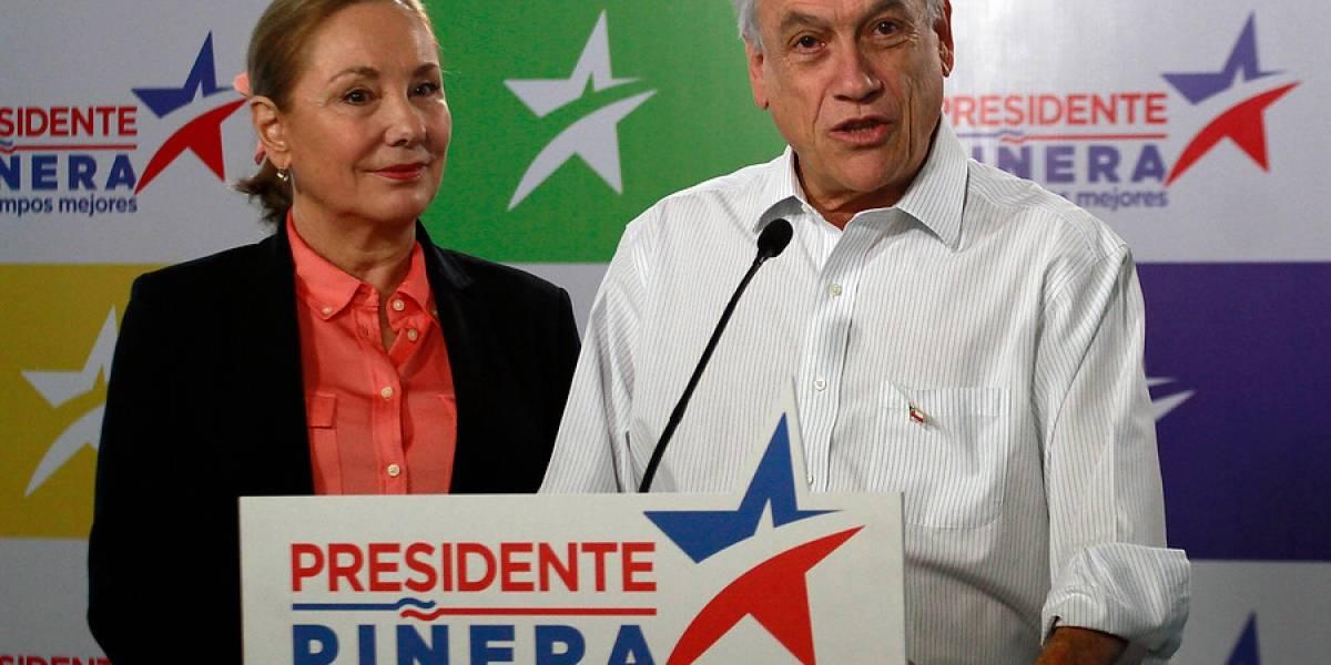 Piñera sigue primero con 43% y Guillier empata con Sánchez — Cadem