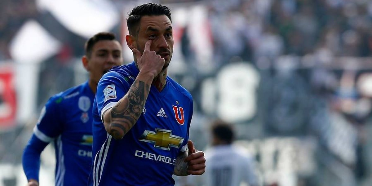 Universidad de Chile goleó a Audax Italiano en Copa Chile