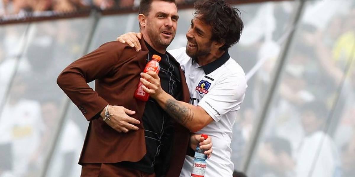 """Pablo Guede: """"Que la U no te haga daño, es un mérito increíble de nuestros jugadores"""""""