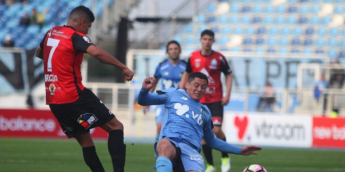Deportes Antofagasta derrotó a O'Higgins y sumó dos victorias al hilo