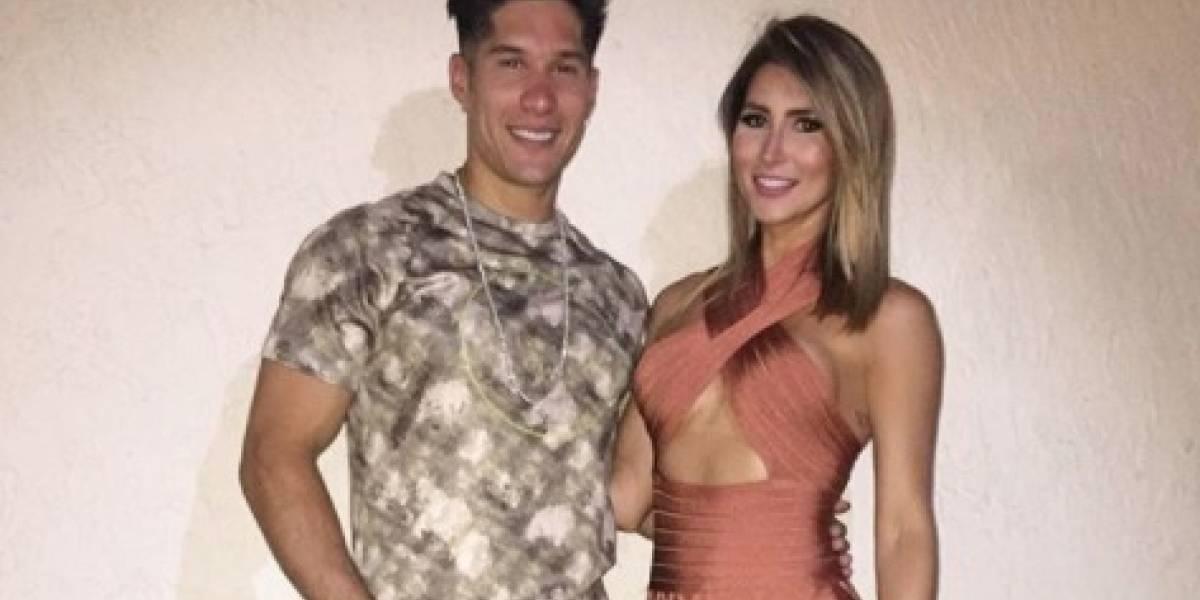 Chyno Miranda se casó con Natasha Araos