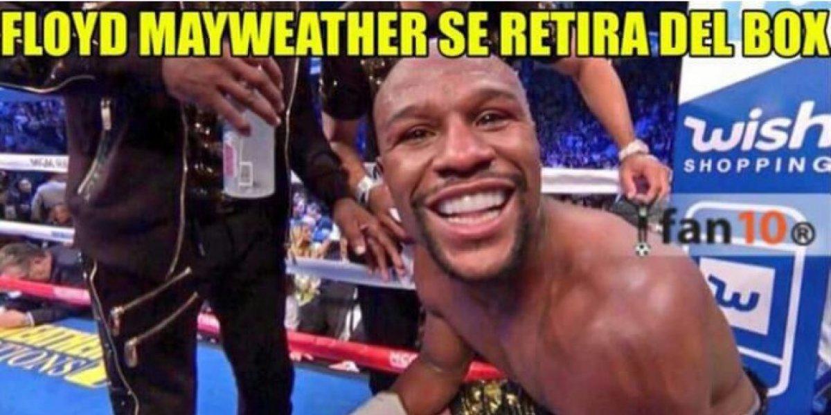 Los memes de la pelea entre Mayweather y Conor McGregor