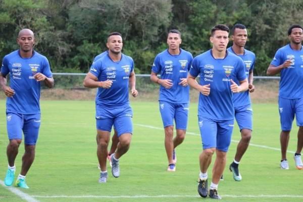 Plan nutricional de la Selección de Ecuador en Brasil