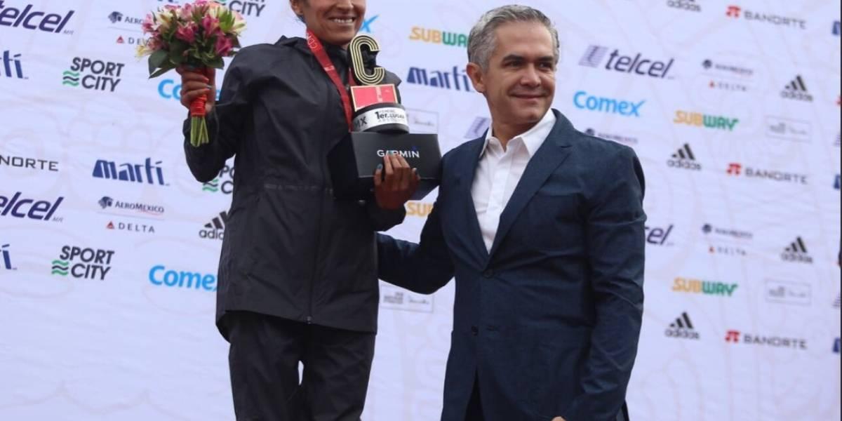 Miguel Ángel Mancera señala que pronto se anunciará nuevo estadio del Cruz Azul