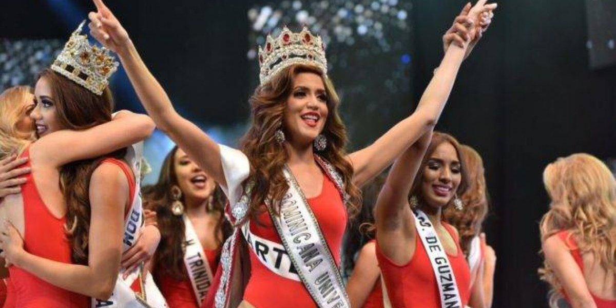 Coronan a la nueva Miss R.D. Universo