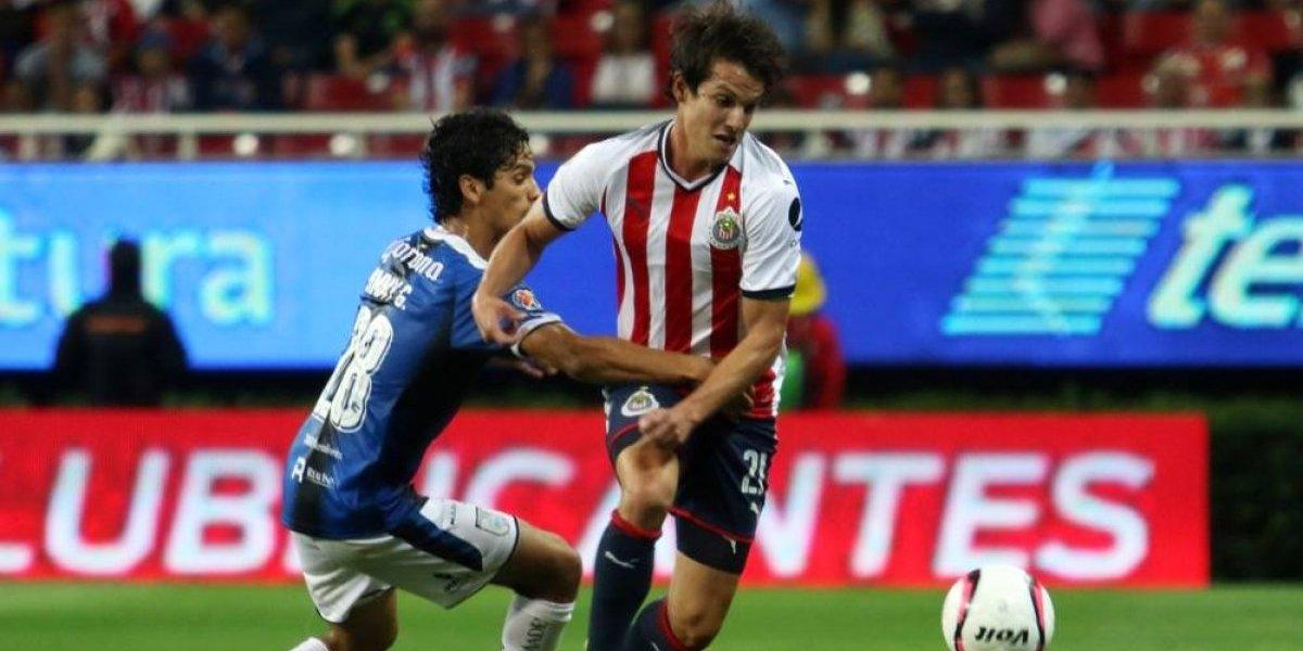 Chivas tiene la segunda peor ofensiva del Apertura 2017