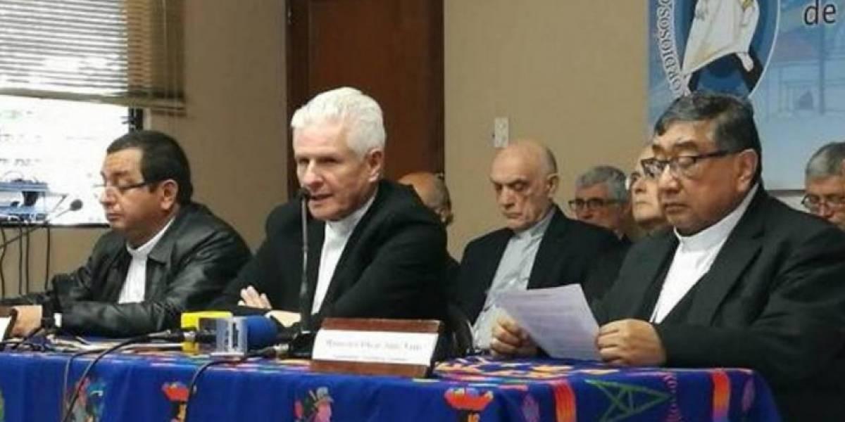 Conferencia Episcopal de Guatemala se manifiesta ante crisis política del país