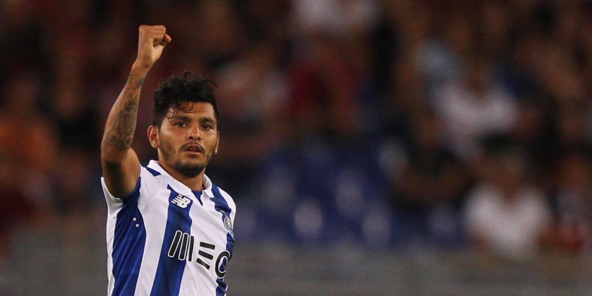 Porto vence a Braga con golazo de 'Tecatito' Corona