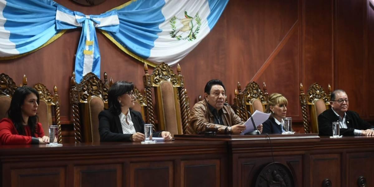 La Corte de Constitucionalidad avala que Iván Velásquez permanezca en el país
