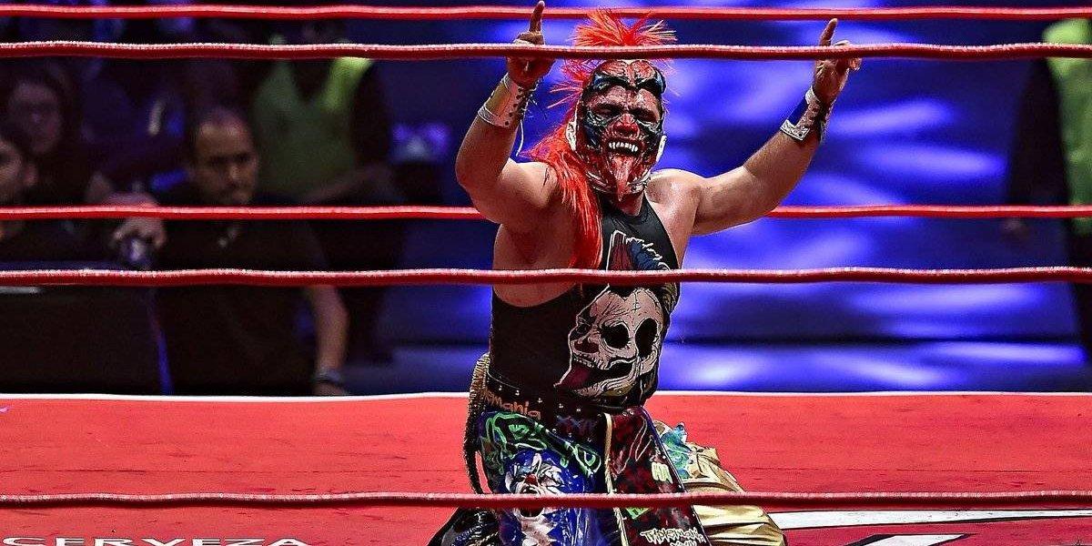 ¡Hay nueva leyenda! Psycho Clown deja sin máscara a Dr. Wagner Jr. en Triplemanía XXV