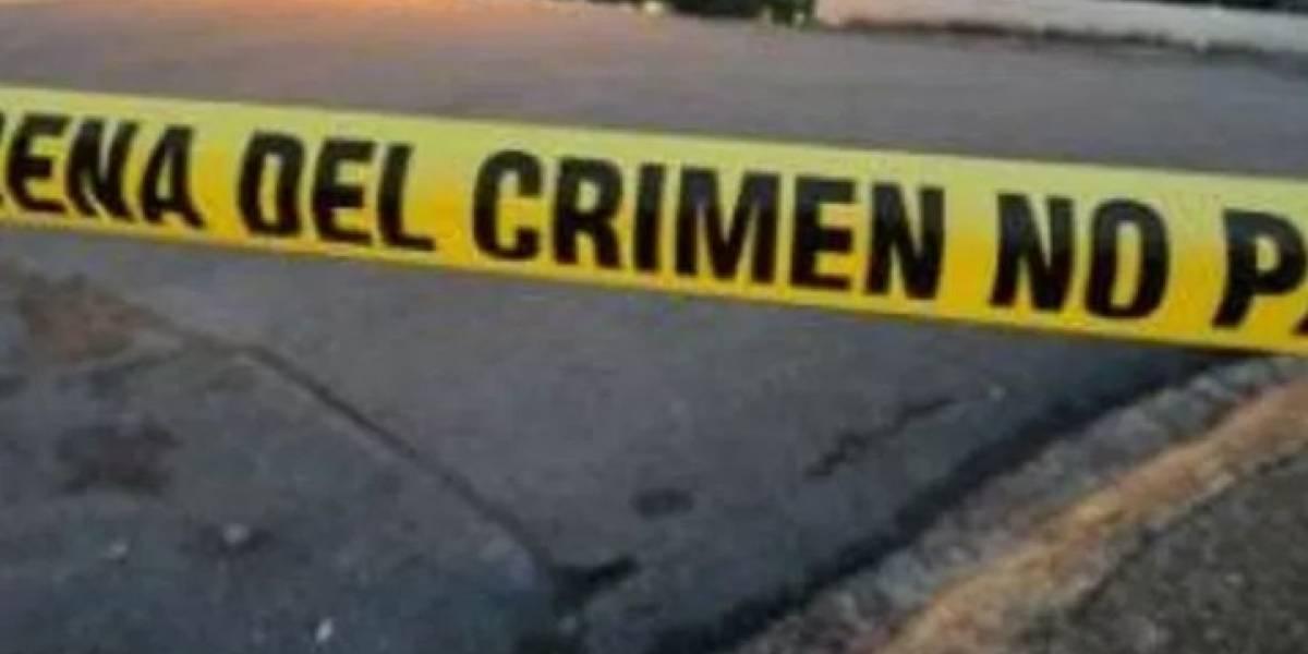 Asesinan a pareja en el Centro Histórico