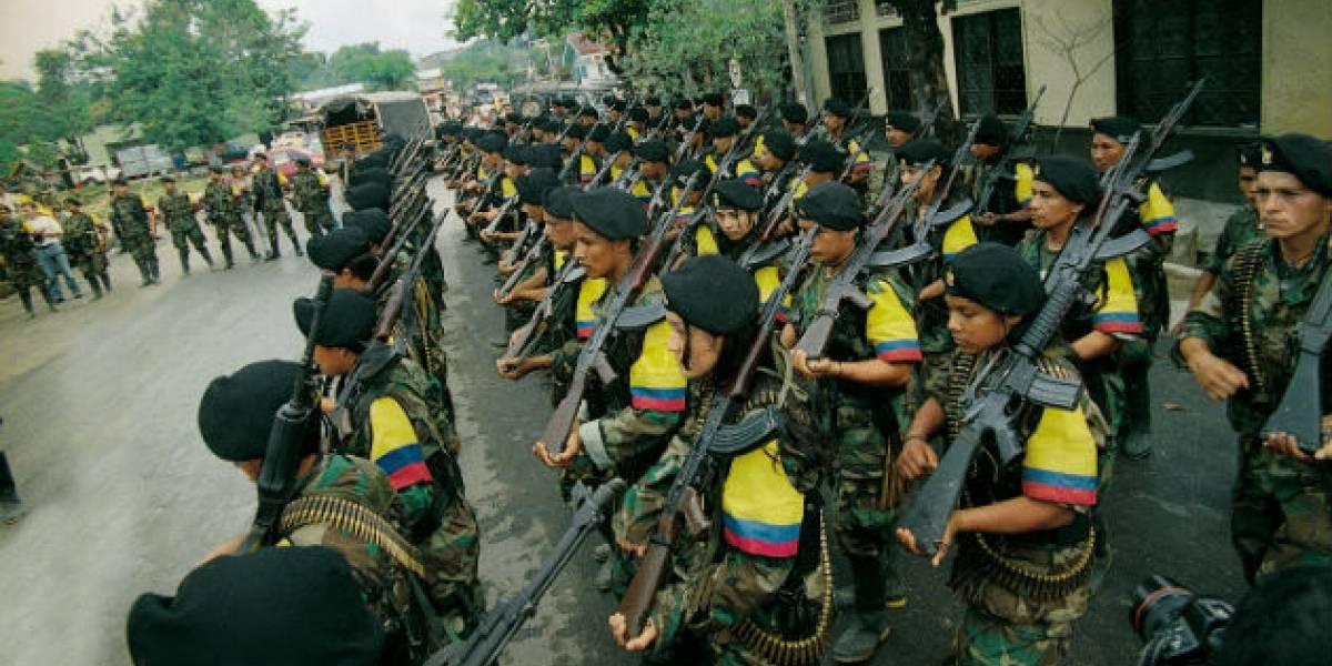 FARC inician la conformación de su partido político