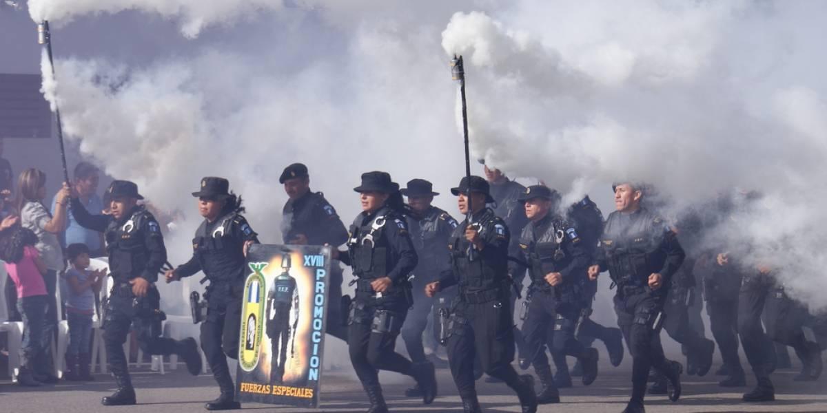 """De manera """"urgente"""" suspenden los descansos a los policías antidisturbios"""