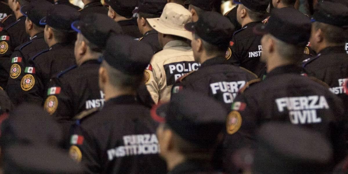 Convertirán a 400 policías de Nuevo León en guardias civiles