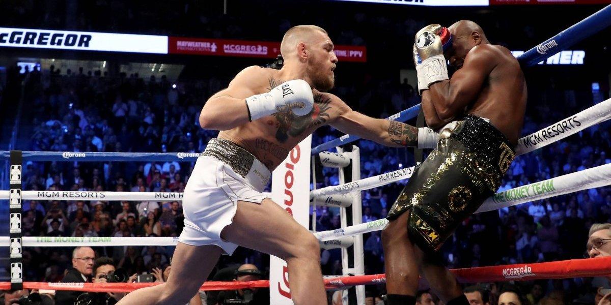 Gana Mayweather... Detienen su pelea con McGregor