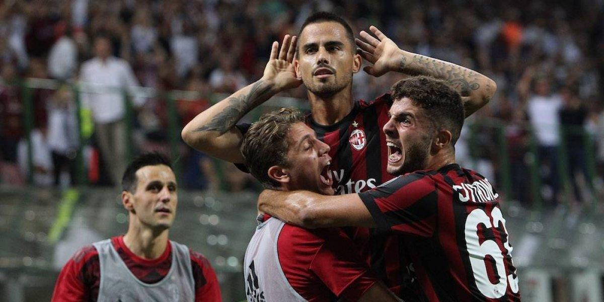 Milán y Napoli cumplen en la segunda jornada de la Serie A