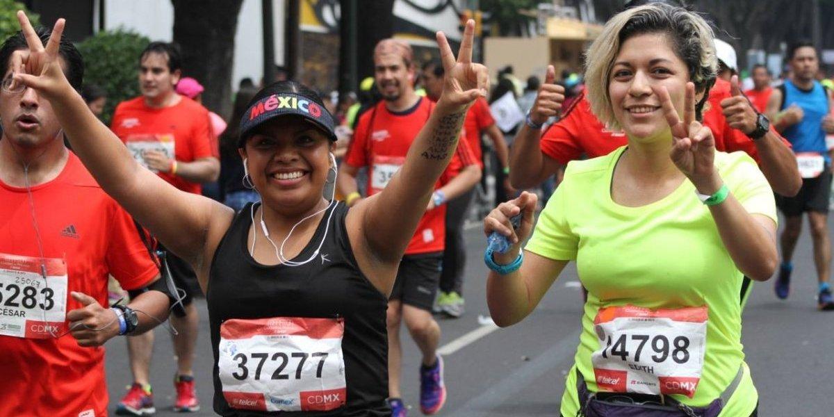 VIDEO: Así se vivió el Maratón de la Ciudad de México