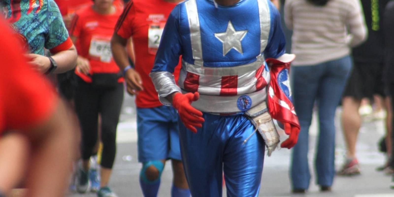 Así se vivió el Maratón de la CDMX Nicolás Corte