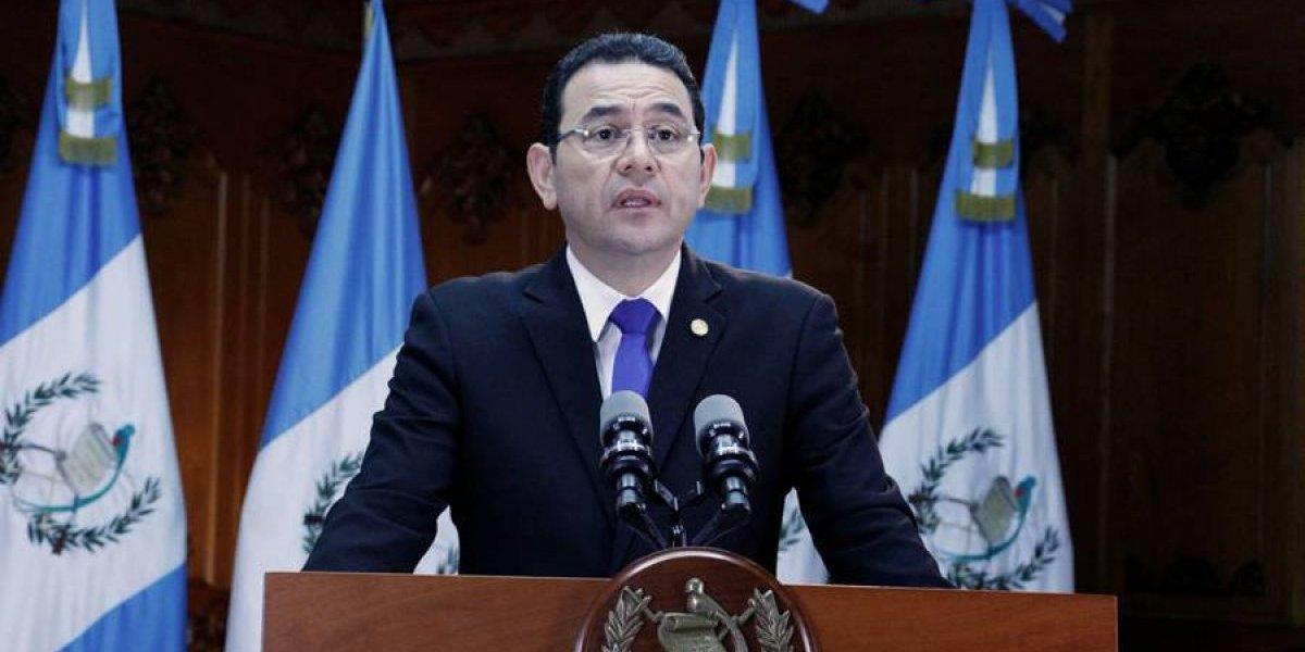 Presidente Morales confirma decisión de declarar non grato a Iván Velásquez
