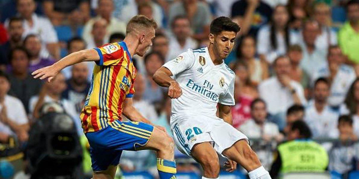 Real Madrid sufre para empatar con el Valencia