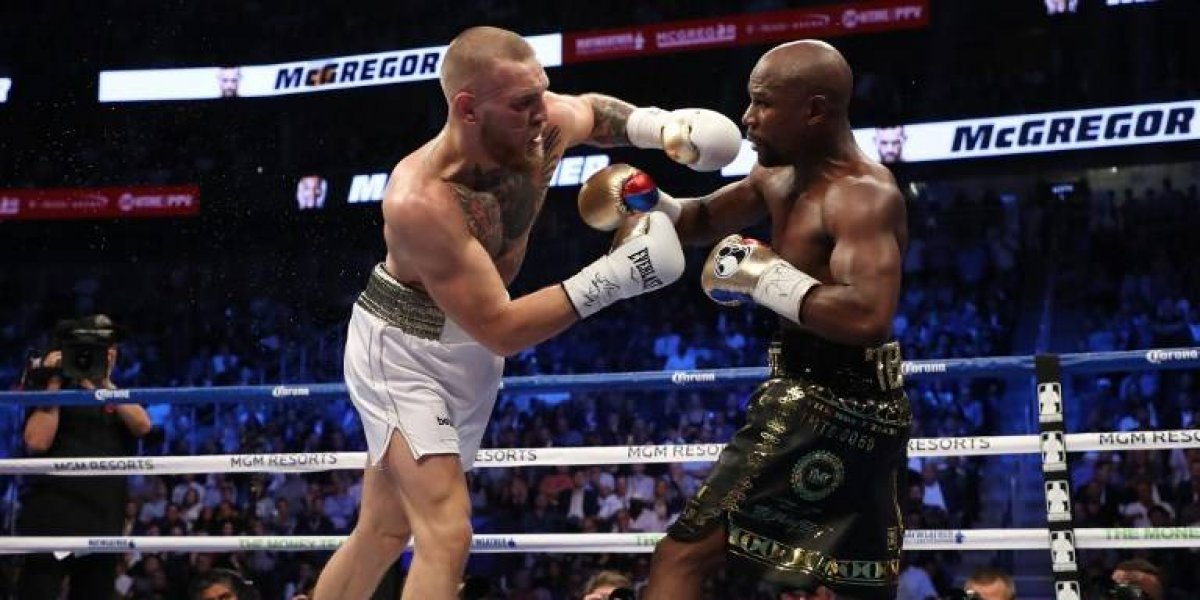 Conor McGregor no peleará por dos meses tras combate con Mayweather