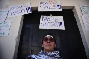 Manifestación a dos años de #27A