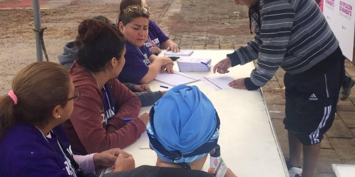 Mexicanos naturalizados serán funcionarios de casilla por primera vez