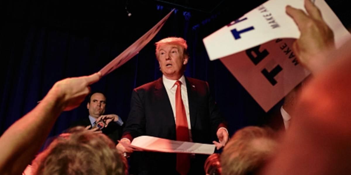 EU necesita el muro porque México es el país 'con más crimen del mundo': Trump