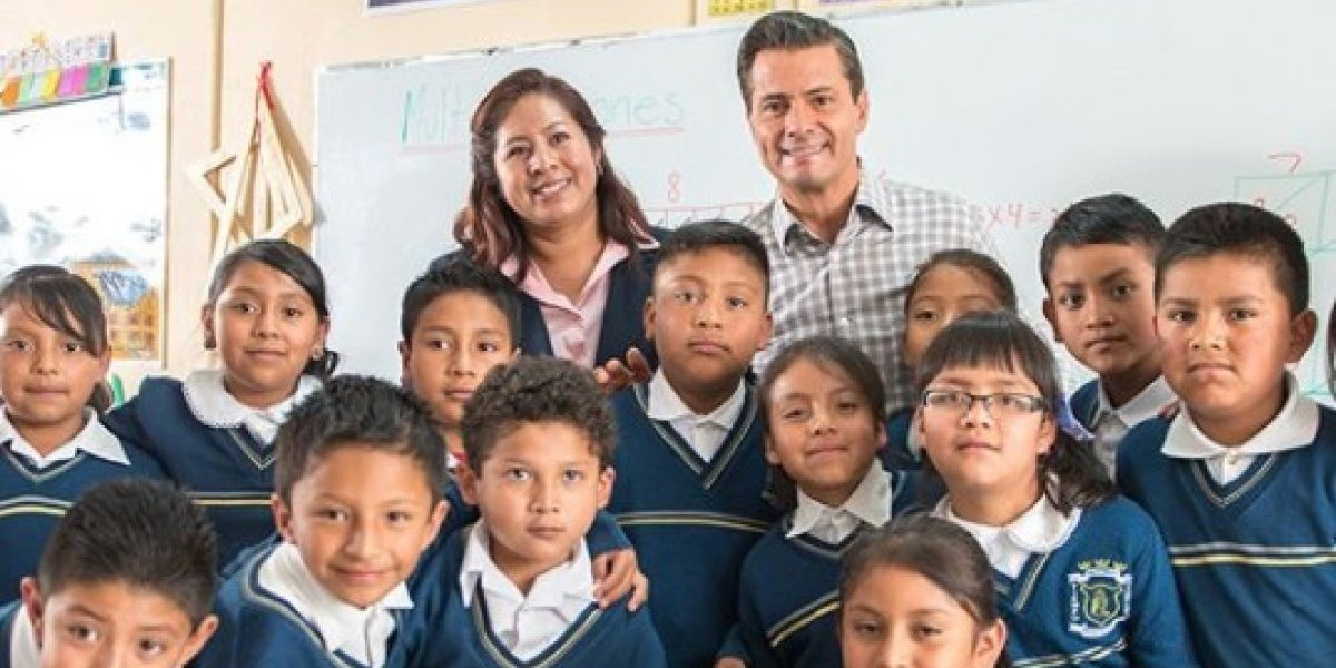 Peña Nieto destaca en video, los beneficios del Nuevo Modelo Educativo