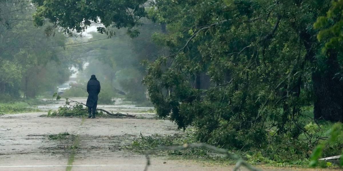 La tormenta Harvey produce catastróficas inundaciones en Texas