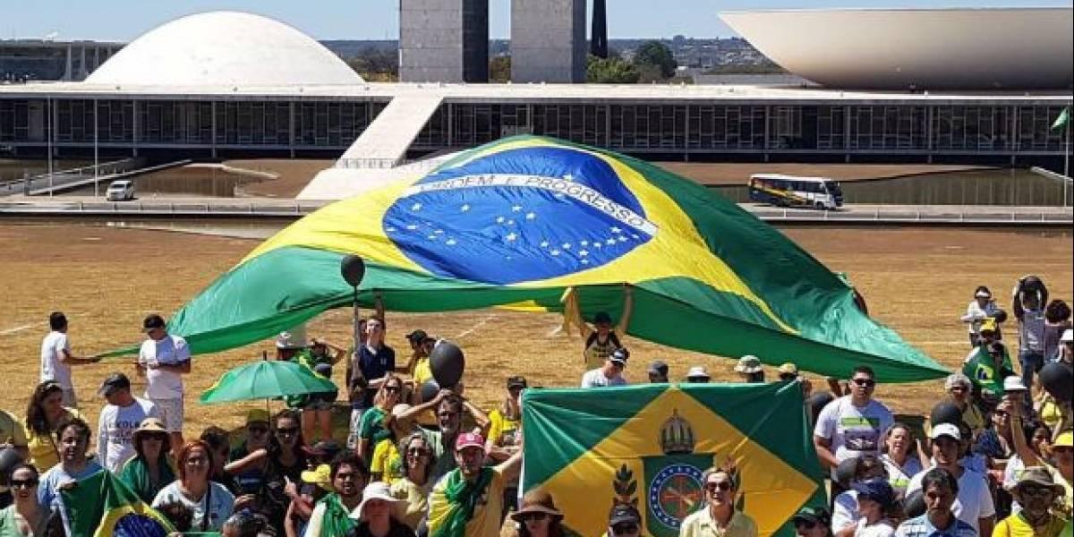 Vem Pra Rua organiza atos contrários a Lula em SP