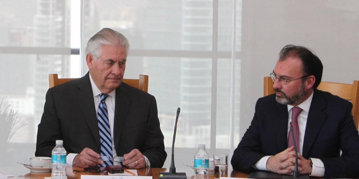 México no renegociará el TLCAN por medio de redes sociales: SRE