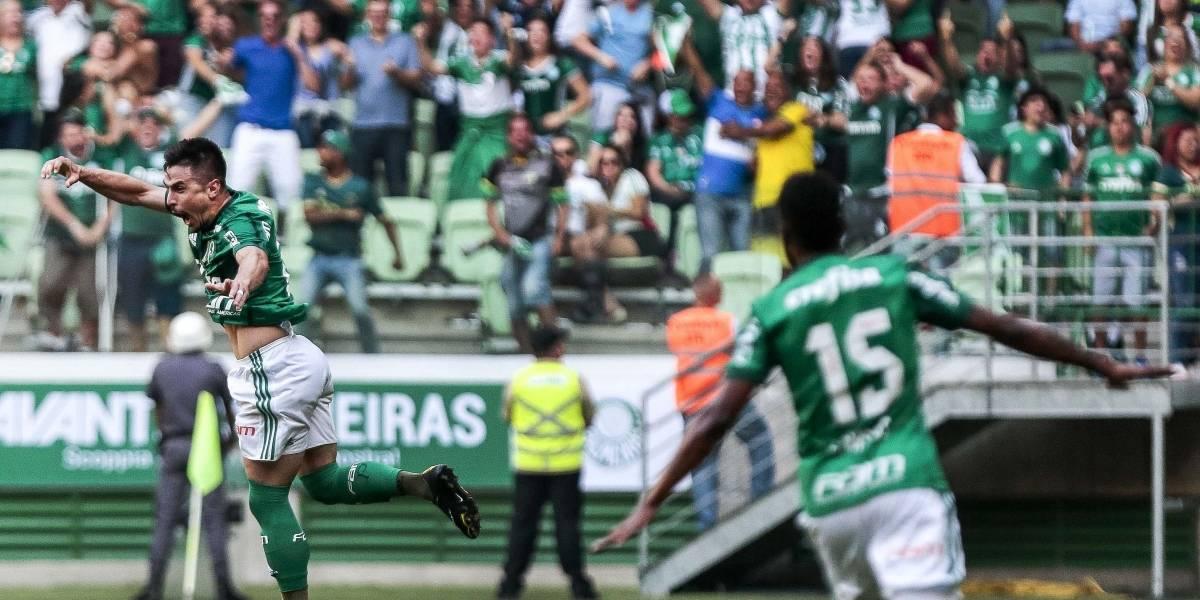 Palmeiras registra receita recorde de R$ 531 milhões em 2017