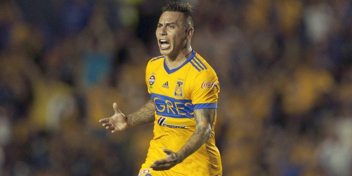 Vargas y Vegas coronan un fin de semana goleador en el once ideal en México