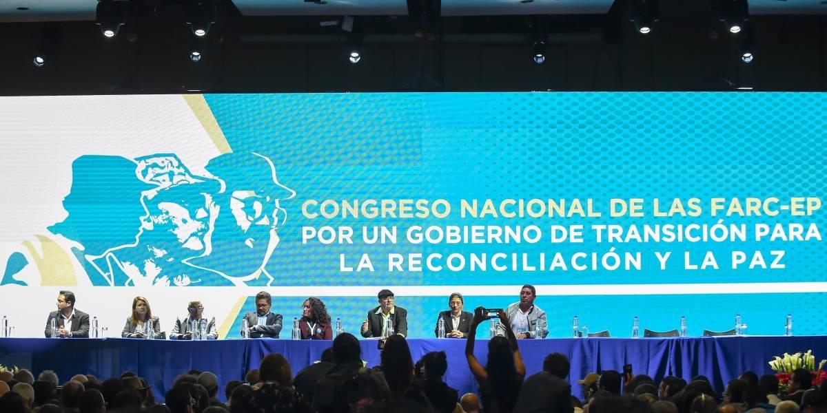 Balas por votos: las FARC pasa de ser una guerrilla a partido político en Colombia