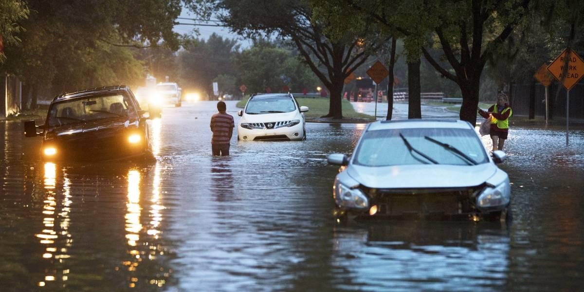 Huracán Harvey: Trump declara estado de emergencia en Louisiana