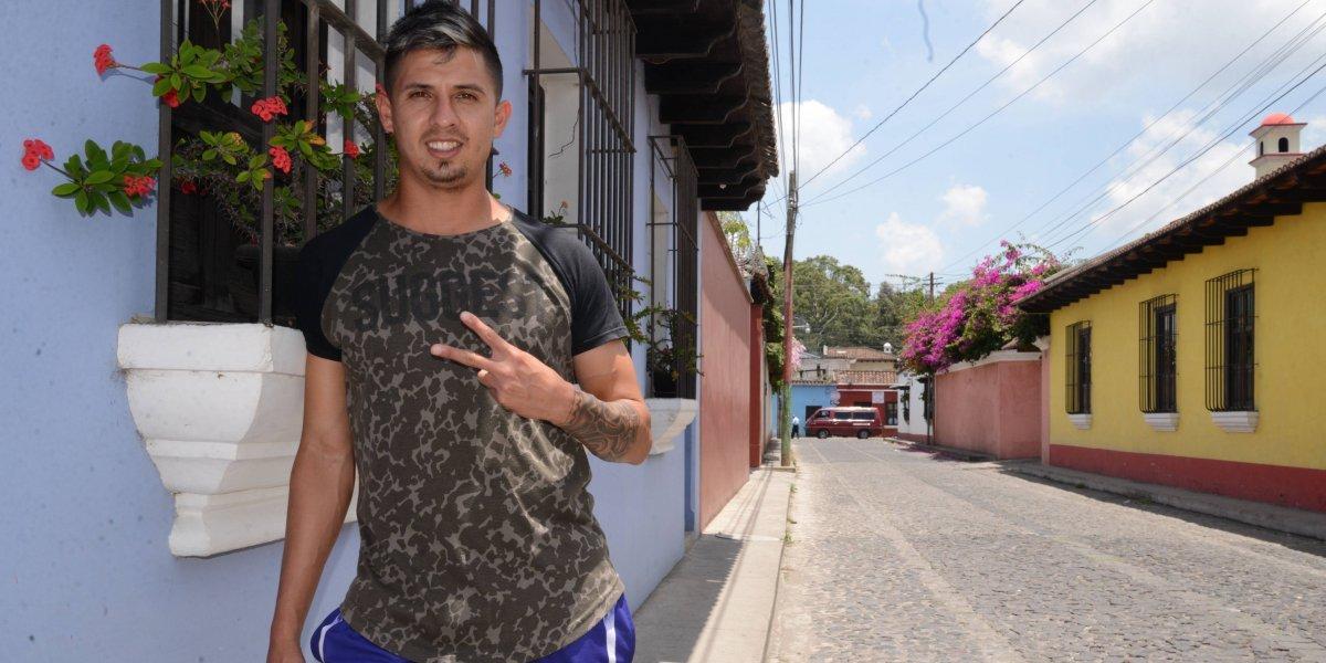 El futbol empieza a recompensar a Alejandro Díaz
