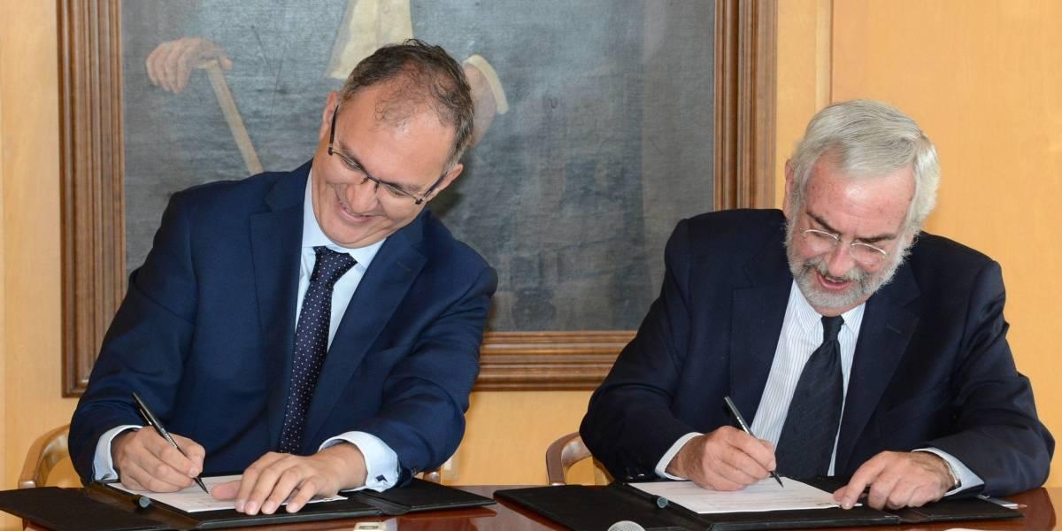 UNAM firma convenio para supervisar cobertura de banda ancha en México